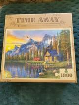 "Dominic Davison TIME AWAY Living the Dream Jigsaw Puzzle 1000 Pc (26"" X ... - $9.75"