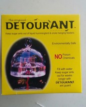 Detourant Ant Moat for Hummingbird Feeders Protect and Save Nectar - $14.33