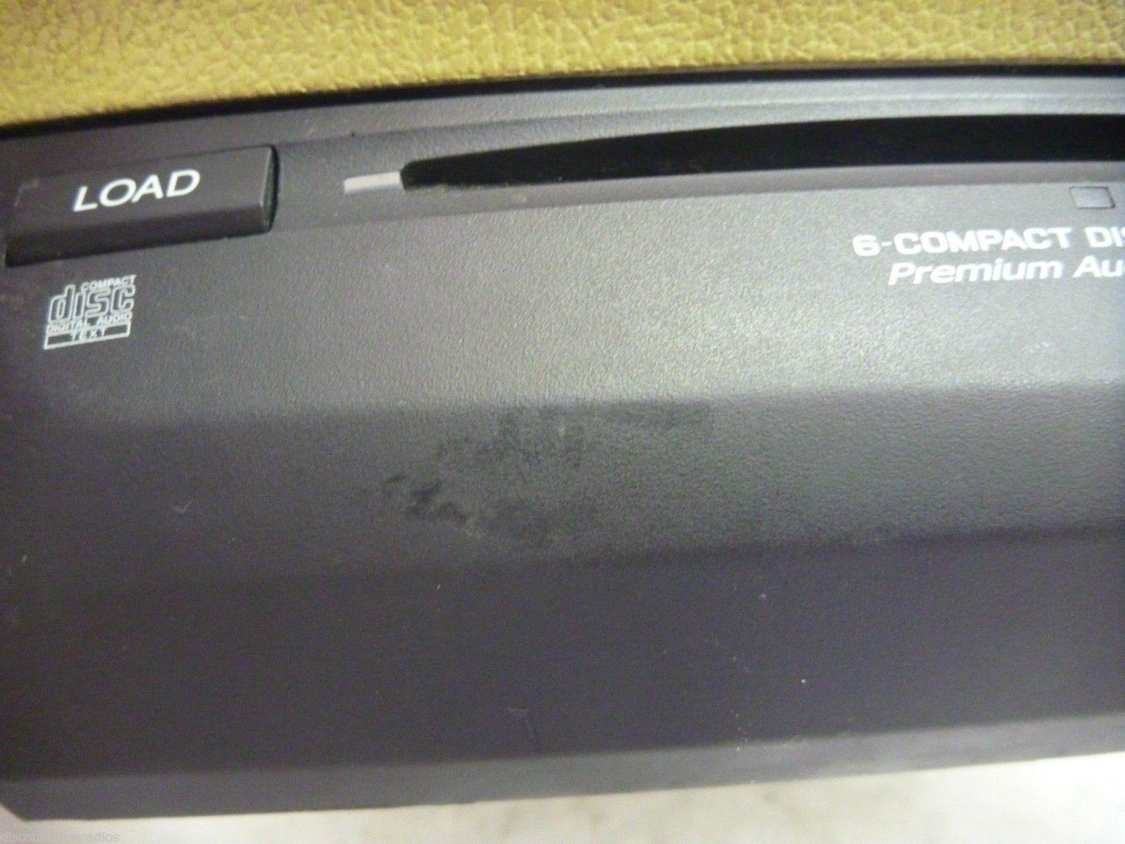 08 09 10 11 12 Honda Accord Premium Remote 6 Cd Player 39110-TA0-A012  C50103