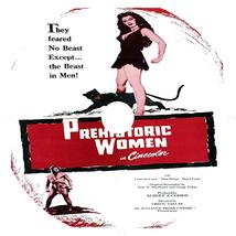 Prehistoric Women (1950) Classic Fantasy Movie DVD [Case Included] - $9.99