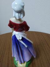 Dawn Young Girl Royal Douton 1989 Figurine V.G Condition  image 4