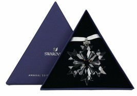 Swarovski Annual Edition Ornament 2018 Crystal Snowflake Christmas - $29.99