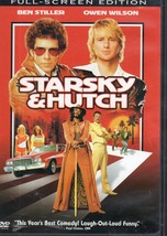 DVD - Starsky & Hutch - $6.95