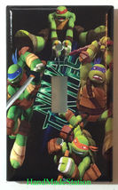 Teenage Mutant Ninja Turtles Light Switch Power Wall Cover Plate Home decor