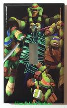 Teenage Mutant Ninja Turtles Light Switch Power Wall Cover Plate Home decor image 1