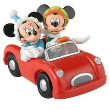 Dept 56 Villages Mickey & Minnie's Holiday Drive Disney - new in box - $29.99