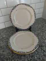 Set of 3 Lenox China Liberty Dinner Plates tr - $34.65