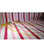 "Wonderful Vintage TUPPERWARE 6pc Pastel Iced Tea or Float Soda 12"" Long ... - $10.00"