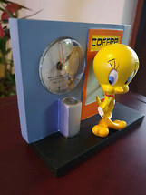 Extremely Rare! Looney Tunes Tweety at Coffee Shop Avenue of the Stars S... - $297.00