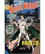 Wonder Woman Comic Book #193, DC Comics 1971 VERY FINE - $38.62