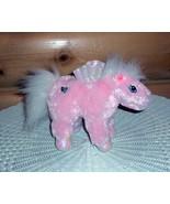 "Webkinz Plush 8"" Pink Pegasus with Iridescent Accent Wings & Fur Mane & ... - $5.69"