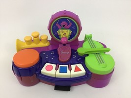 Barney Magical Music Computer Keyboard Game Replacement Accessory Hasbro... - $22.23