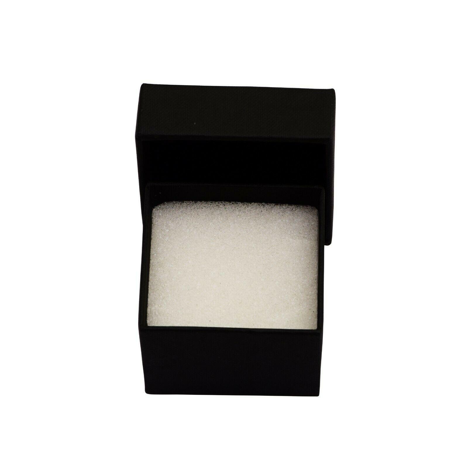 Round Cabochon Green Tourmaline Gemstone 925 Sterling Silver Stud Earring Women