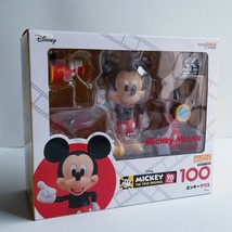 Disney Mickey Mouse 90 Years 100 Nendoroid Series Good Smile New - $37.61