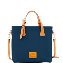 Dooney & Bourke Patterson Midnight Blue Emily L... - $469.99