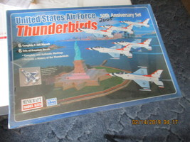 Minicraft United States Air Force 50th Anniversary Thunderbirds 1/144 scale - $31.99