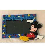 Walt Disney World 3D Picture Photo Frame Fridge Mickey Mouse Magnetic Ru... - $9.99