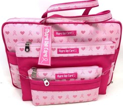 Share the Care Lot of 3 Travel/ Makeup Organizer Bags - €30,68 EUR