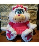 Pelana's White Cat Kitten Plush Stuffed Animal - $19.79