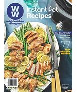 Weight Watchers Instant Pot [Single Issue Magazine] The Editors of Weigh... - $8.91