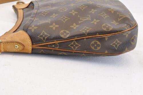 LOUIS VUITTON Monogram Odeon PM Shoulder Bag M56390 LV Auth sa741 image 5