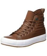 Converse Unisex Adults  39  Chuck Taylor CTAS Wp Boot Hi Low-Top Sneakers 73c25742c