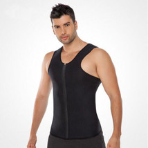 Unisex Slimming Belly Belt Zip Corset  Vest Sauna Sweat men /women Body ... - $11.99+