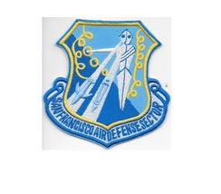 US Air Force San Francisco Air Defense Sector Air Defence Command Patch 4x4 in - $9.99