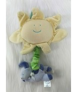 Carters Lets Be Friends Puppy Star Musical Crib Infant Baby Toy Rock A B... - $19.97
