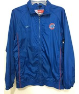 Chicago Cubs Youth Kids L 16-18 Baseball MLB Nike Blue Windbreaker Jacket  - $44.10