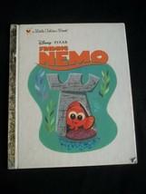 Little Golden Book Disney Pixar Finding Nemo 2003 - $4.90