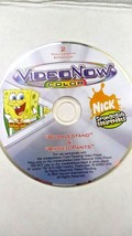 VideoNow Color Bubble Stand and Ripped Pants Sponge Bob Disc - $9.99