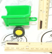 GREEN LOADER WAGON ONLY - FROM JOHN DEERE 1ST F... - $7.94