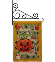 Candy Countdown Burlap - Impressions Decorative Metal Fansy Wall Bracket Garden  - $33.97
