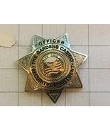 Obsolete The Gardens Casino California Officer Security Department Badge... - $40.00