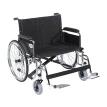 Drive Medical Sentra EC With Full Arm and Footrests 28'' - $679.45