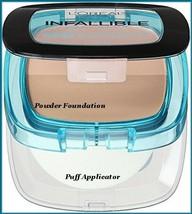 NEW Loreal Infallible Pro Glow Longwear Pressed Powder Compact   Choose ... - $7.75