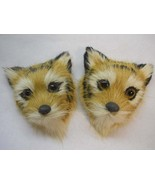 Fur Tigers Magnets furry Cats Tiger Wild animals - $7.99