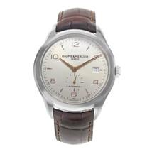 Baume et Mercier Clifton MOA10054 Stainless Steel Automatic Men's Watch - $1,127.66