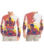 Mix Martial Arts Long Sleeve T-shirt Fullprint For Men - $26.99