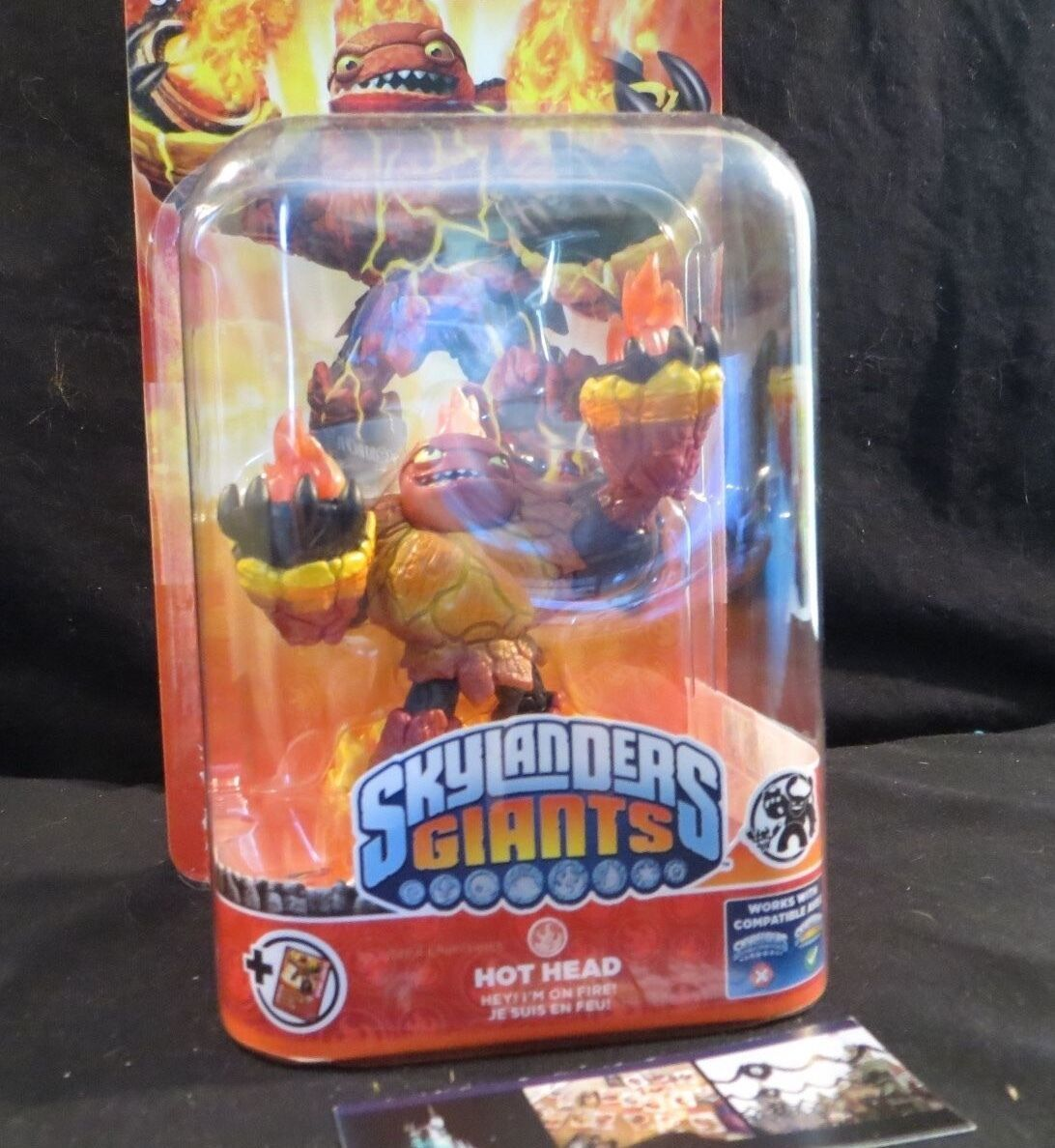 Primary image for Skylanders Giants Hot Head action figure video game accessories single pack