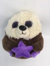 """Sea World Otter 9"""" Petting Zoo Plush Toy Soft Stuffed Animal Doll Purple... - $13.72"""