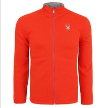 NEW Mens/Women's Spyder Waffle Knit Red Jacket Sz Small NWT - $60.76