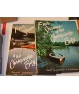 FOUR SEASONS OF THE CHESAPEAKE BAY Vol. 1 Spring - Summer & Vol 2 Fall-W... - $17.28