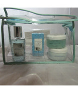 Tranquility World Market Spa Scented Bath & Body Travel Kit Giftset - $15.00