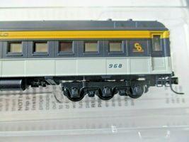 Micro-Trains # 14600410 Chesapeake & Ohio 80' Heavyweight Diner Car N-Scale image 3