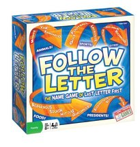 Endless Games Follow The Letter Name Game - $49.49