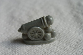 Old Vintage Small Miniature Little Figurine Wade England Circus Canon Wh... - $9.99