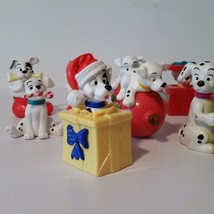 101 Dalmatians Disney Christmas Ornaments Vintage - Lot of 10 - BX16 - $20.53
