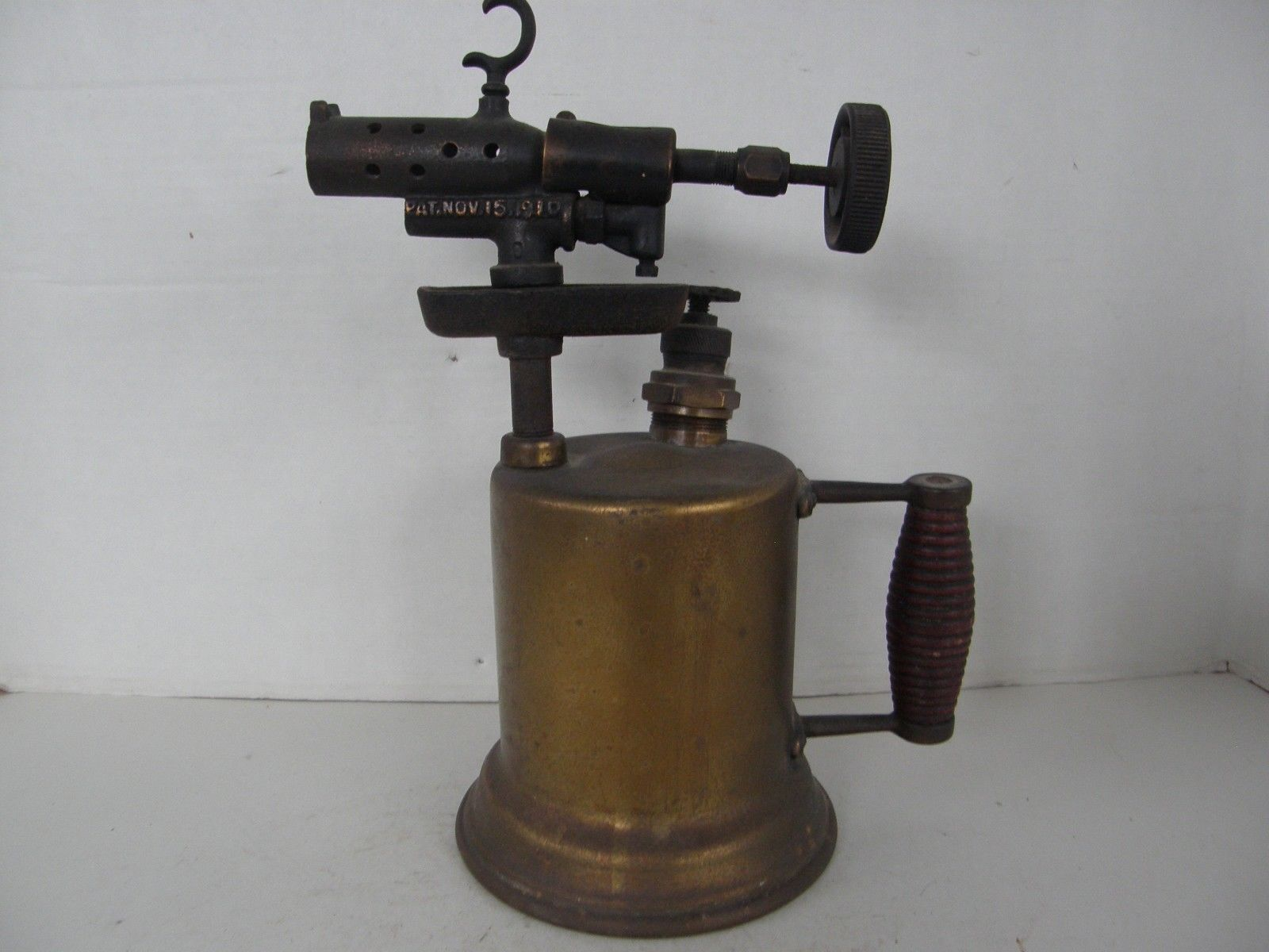 Vintage Otto Bernz Co Br Torch